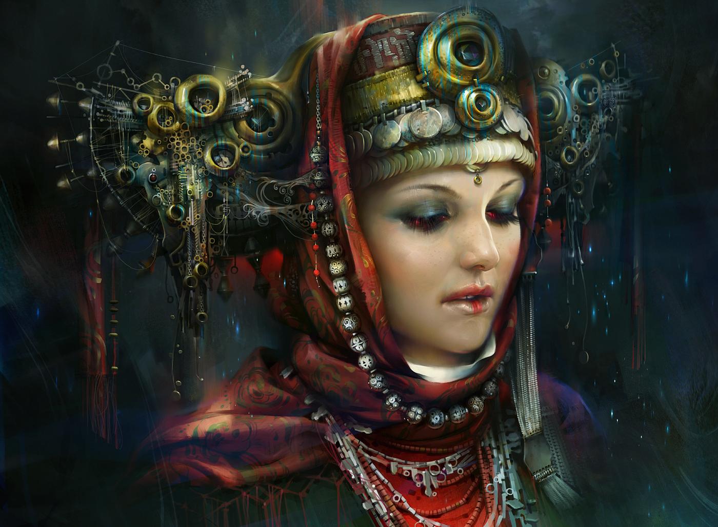 Young Princess by IvanLaliashvili