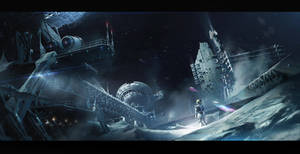 Space Engineers_loneliness by IvanLaliashvili