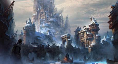 The return (building a castle)