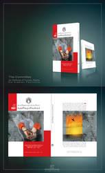 'CDHRAP' Book cover by neghab