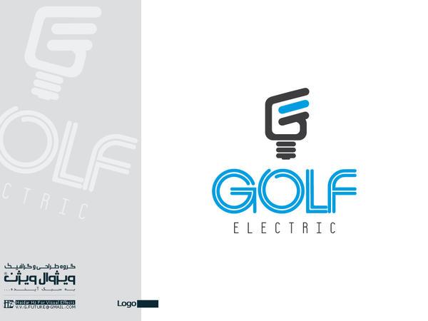 'Golf Electric logo'