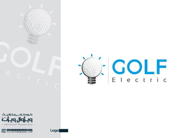 'Golf Electric logo' 2