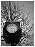 Time Standing Still