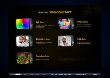 roommagz 03 interface by RoomMagz