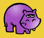 Discontented Hippo