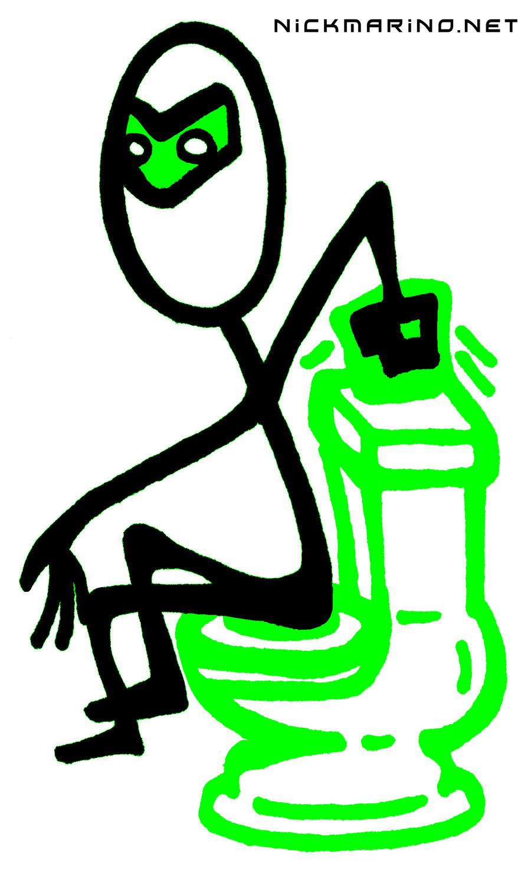 Poop Lantern