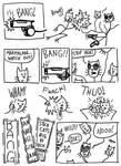 Stick Cats no. 16