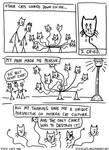 Stick Cats no. 26