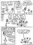 Stick Cats no. 44