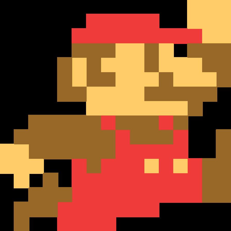Mario rebuilt by nickmarino