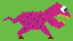 8-bit monster