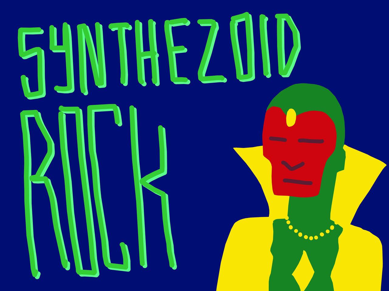 Synthezoid Rock - 7 Star Sky Flash Kick