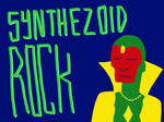 Synthezoid Rock - 7 Star Sky Flash Kick