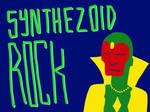 Synthezoid Rock - 7 Star Sky Flash Kick by nickmarino