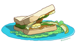 The Sandwich in 'Muppets from Space'