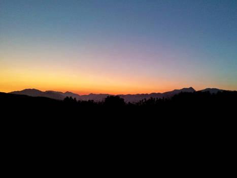 are we having fun yet, sunset? by nickmarino