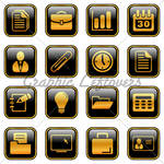 Office And Business Icons - Go