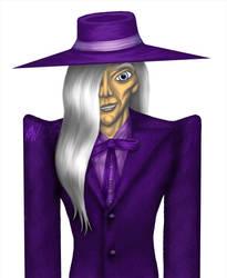Agent Purple by InstantCoffeeBarista