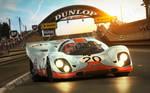 Porsche 917 Le Mans 1970