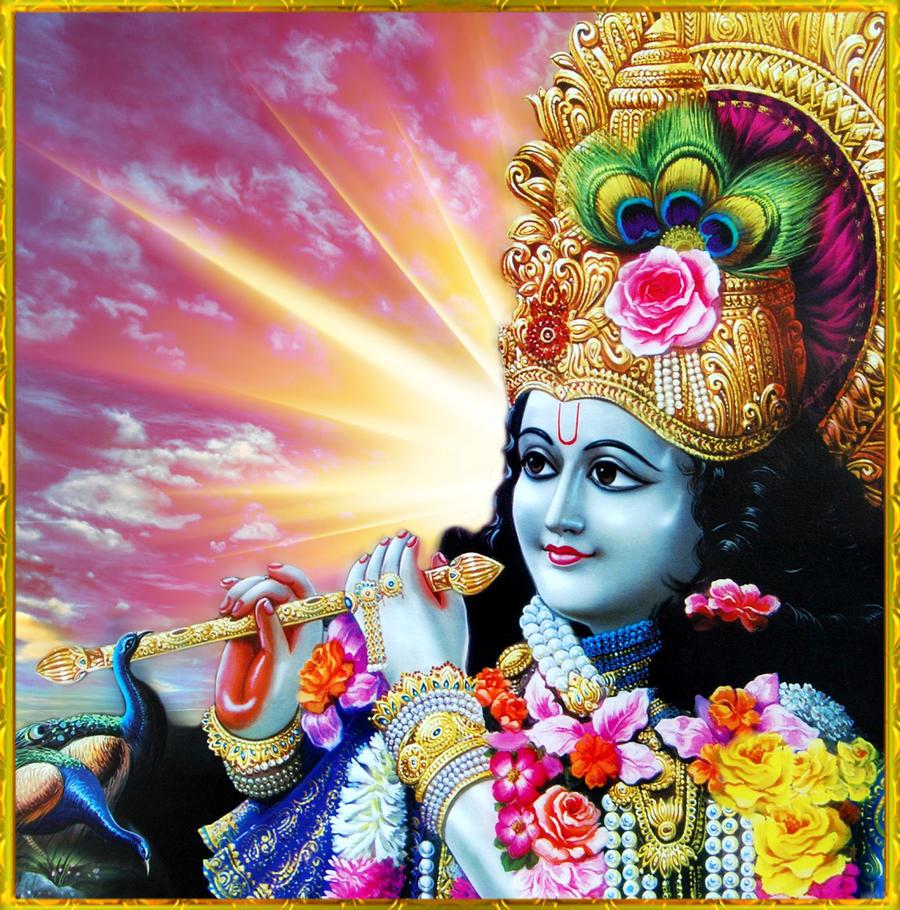 Resultado de imagem para krishna gif images free