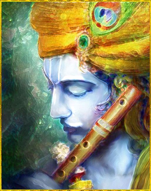 Shri Krishna By Vishnu108 On Deviantart