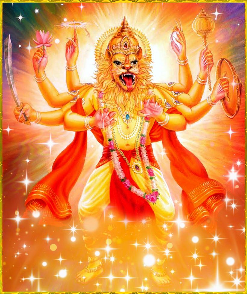 Lord Narasimha Miracles Images Photos Wallpapers Hd 2018: SHRI NARASIMHADEVA By VISHNU108 On DeviantArt