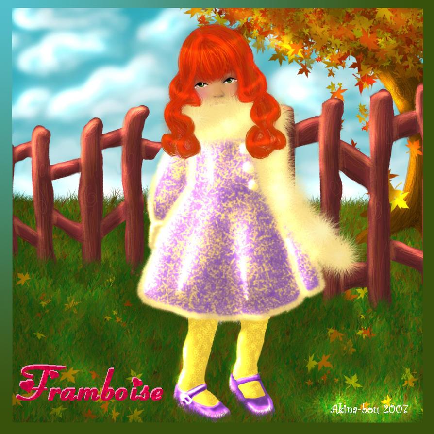 Framboise Weasley Zabini by Akina-bou