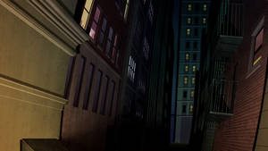 Gotham City Background 10 by PhoenixInTheSnow