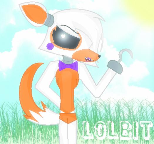 Lolbit By Fnaflover18827 On DeviantArt