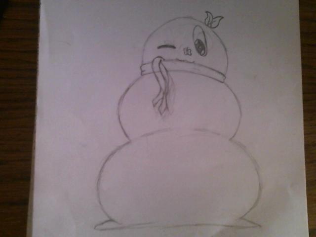 Drawing # 14 by Ihashershey270