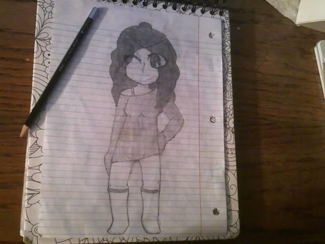 Drawing #20 by Ihashershey270