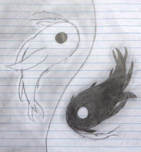 Yin And Yang by Ihashershey270