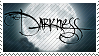 Darkness video game Stamp by PurpleTartan