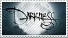 Darkness video game Stamp by PurpleTartan