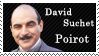 Poirot stamp by PurpleTartan