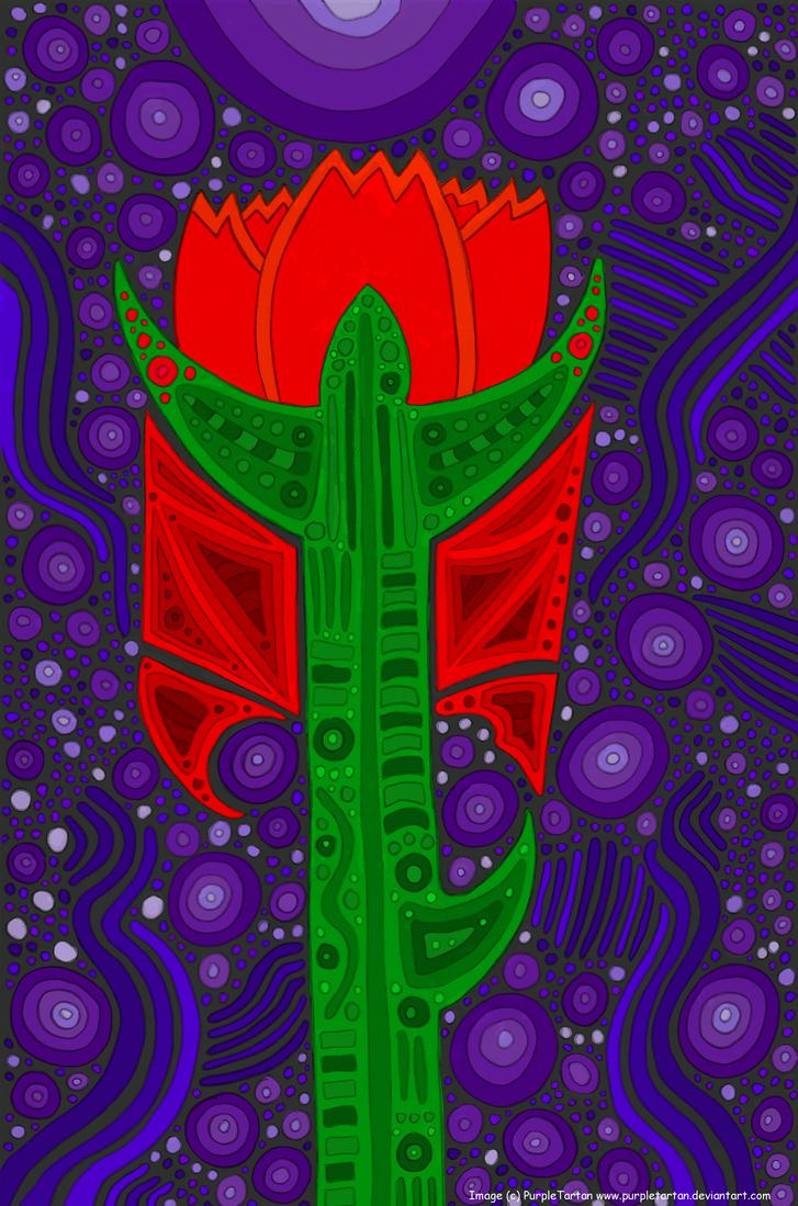 The Sanguine Rose by PurpleTartan