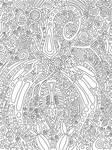 Coatl Abstract by PurpleTartan