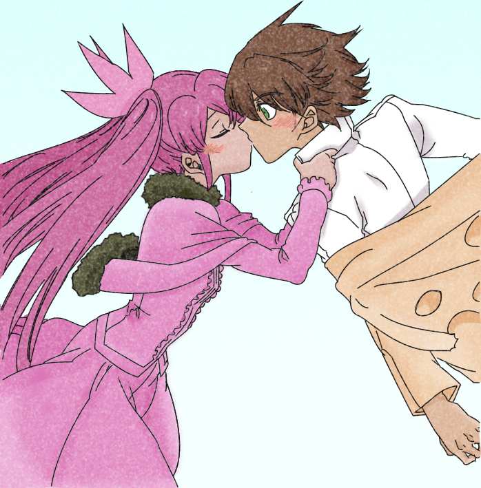tatsumi and mine dating