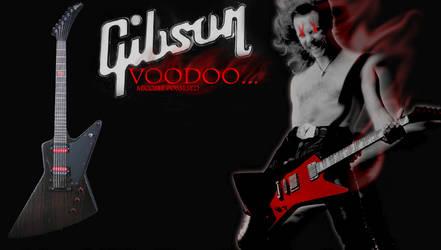 Gibson voodoo by demonfury