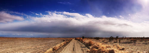 Panorama road by demonfury
