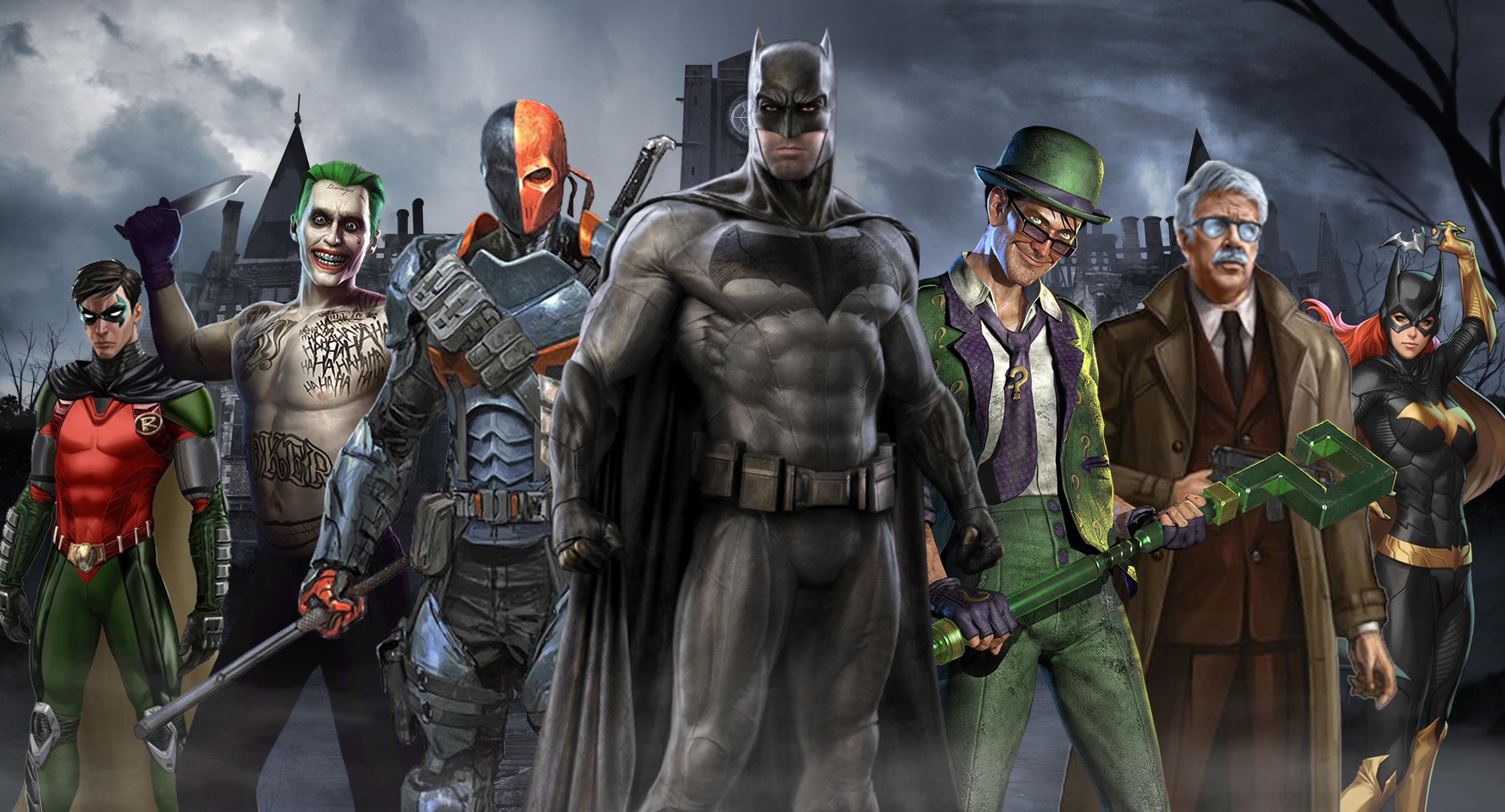 The Batman Wallpaper By Daviddv1202