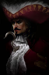Captain Hook by David de Villiers