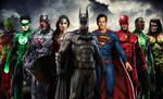 Justice League - Redesigned