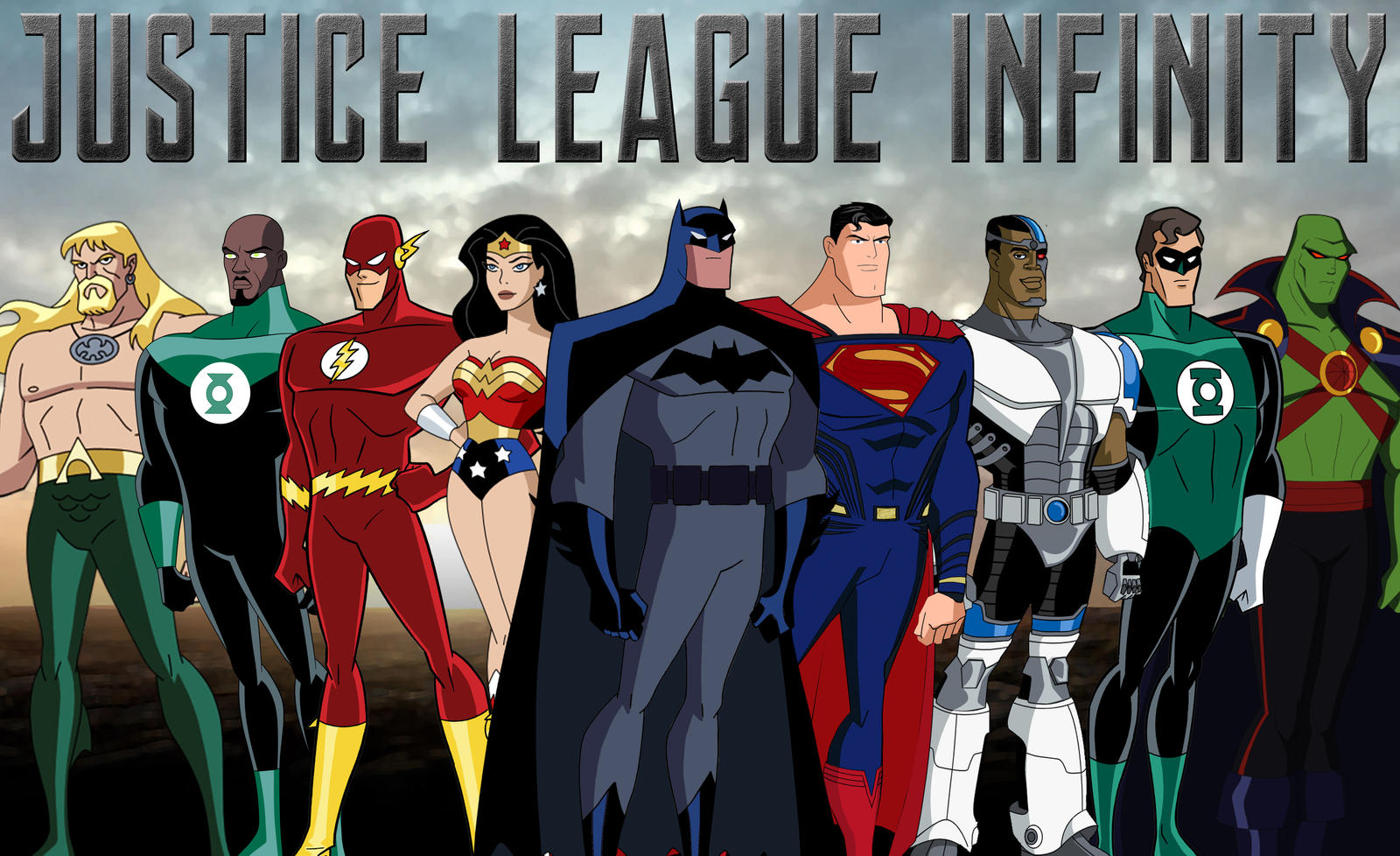 Cyborg Justice League Unlimited