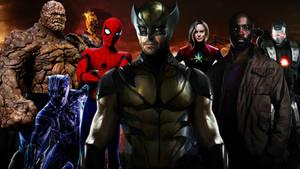 MCU The New Avengers - Wallpaper