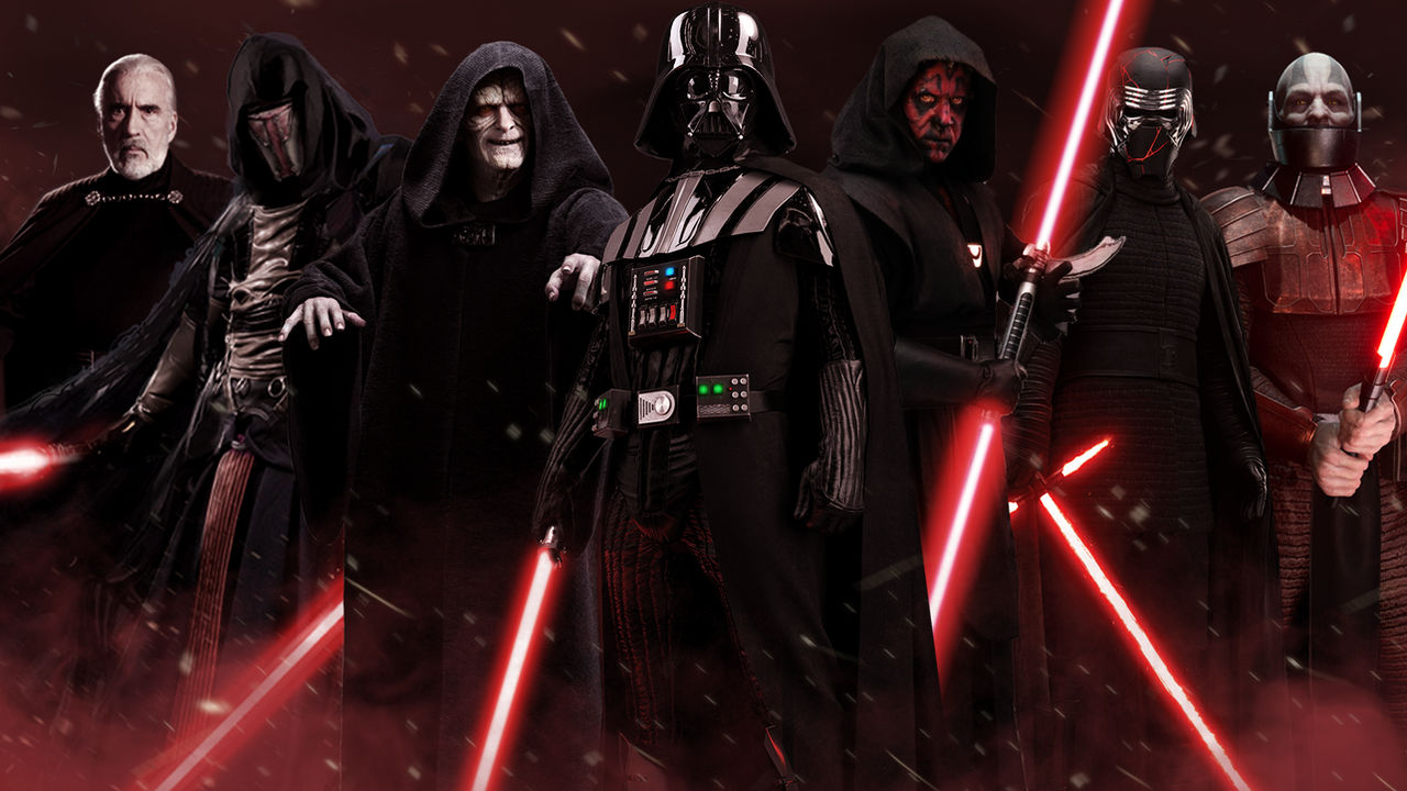 Star Wars The Dark Side Wallpaper By Daviddv1202 On Deviantart