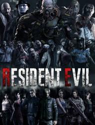 Resident Evil - Poster