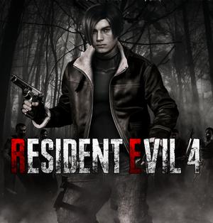 Resident Evil 4 Remake Poster