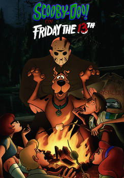 Scooby-Doo on Friday the 13th