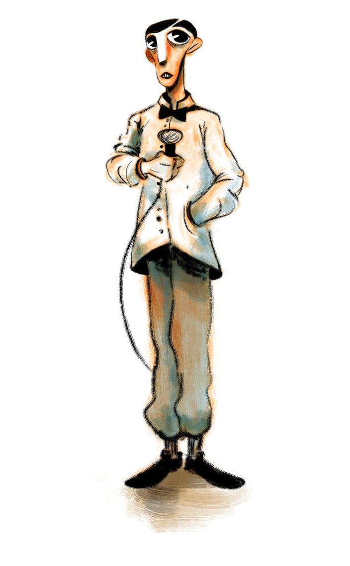 Crooner by caiobuca